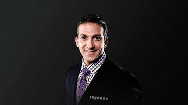 Arman Sadeghi Motivational Speaker & Coach |Titanium Success