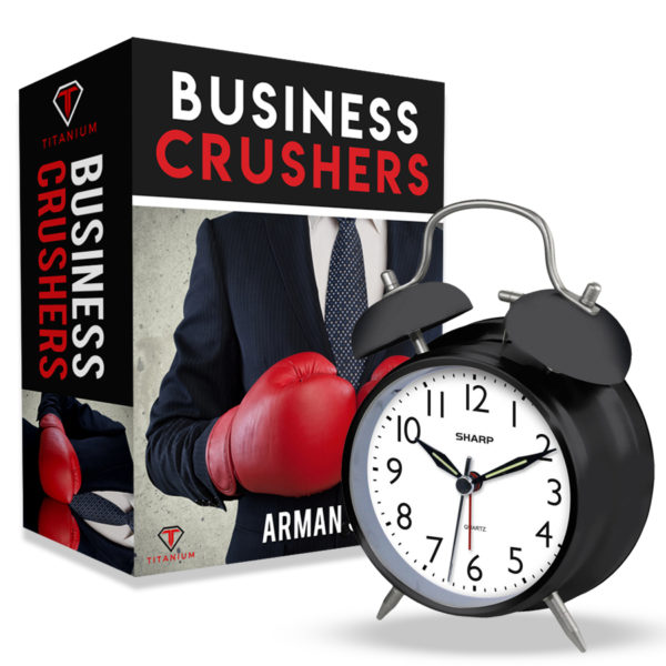 Business Crushers and Time Management Bundle Product - TS