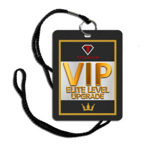 VIP Elite Level Upgrade Product Image - TS