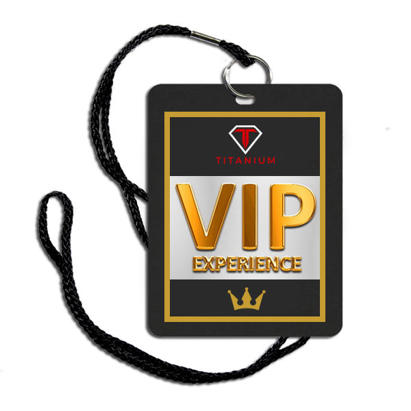 VIP Experience Product Image - TS