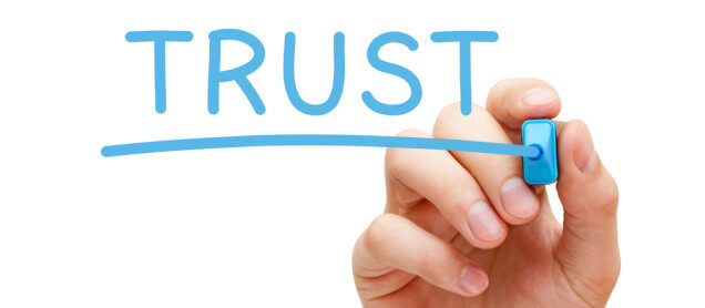 keys to building trust