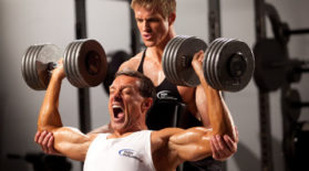 the five reasons to use lighter weights