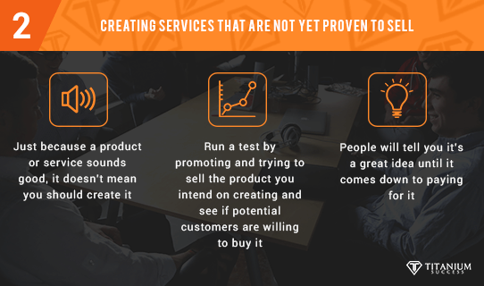 creating services image