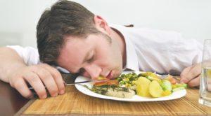 food hangover image