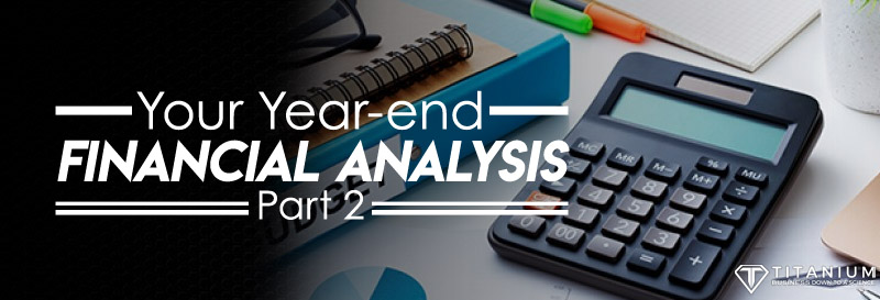 Year-End Financial Analysis 2 Podcast