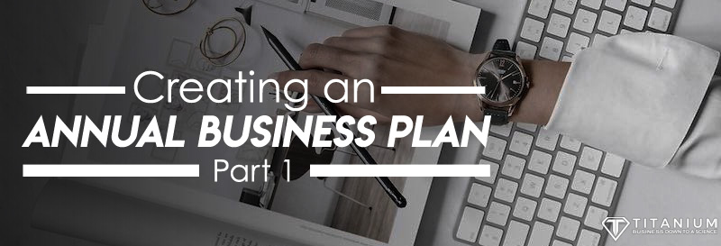Annual Business Plan 1 Podcast