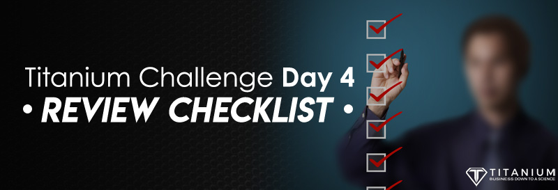 Titanium challenge day 4 podcast