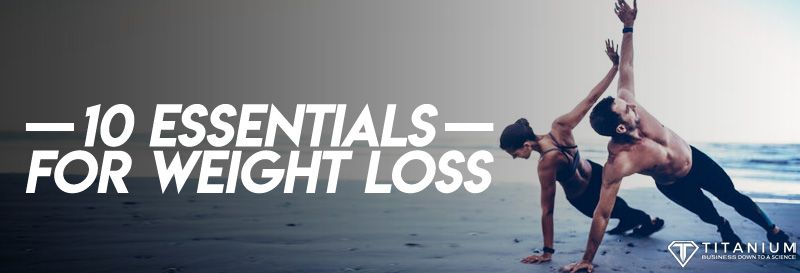 Essentials for weight loss podcast