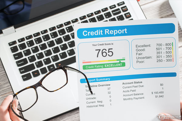 business coaching - how to fix your credit score