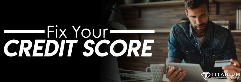 Fix your credit score podcast